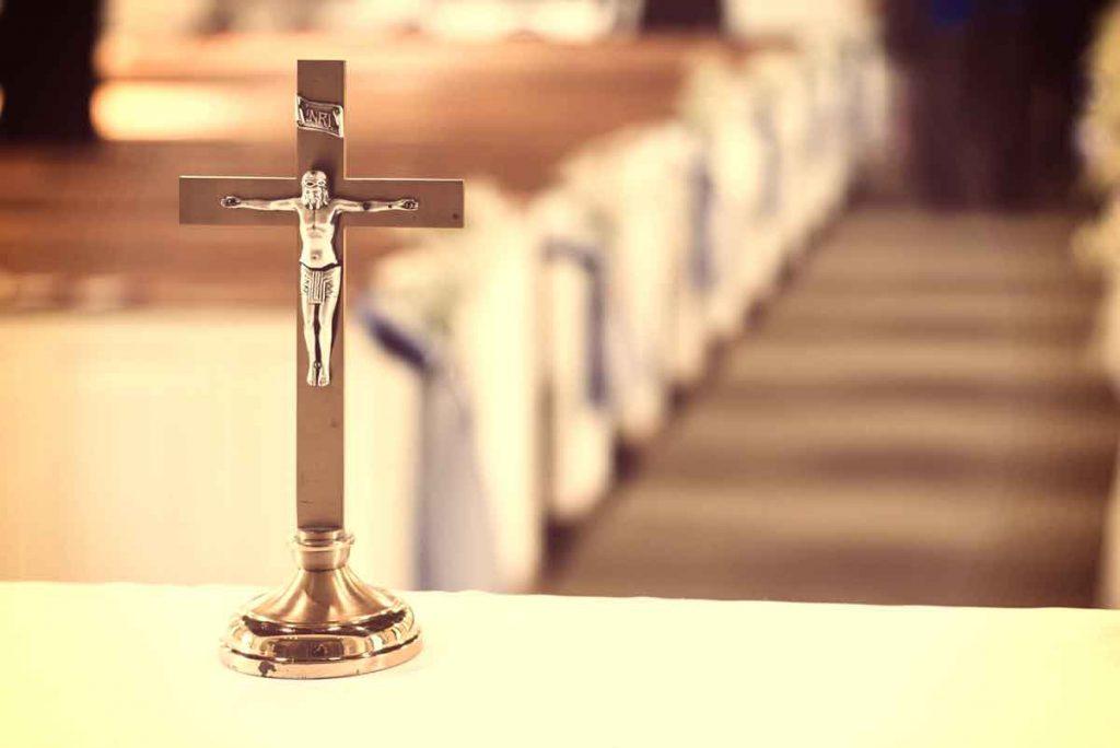 cruz de mesa
